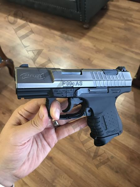 Walther P 99 c AS Two Tone