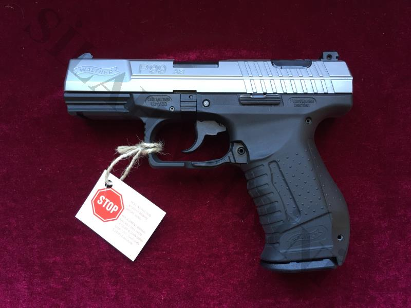 Walther P 99 As Two Tone