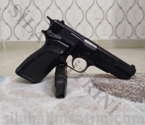 Browning hk mp3