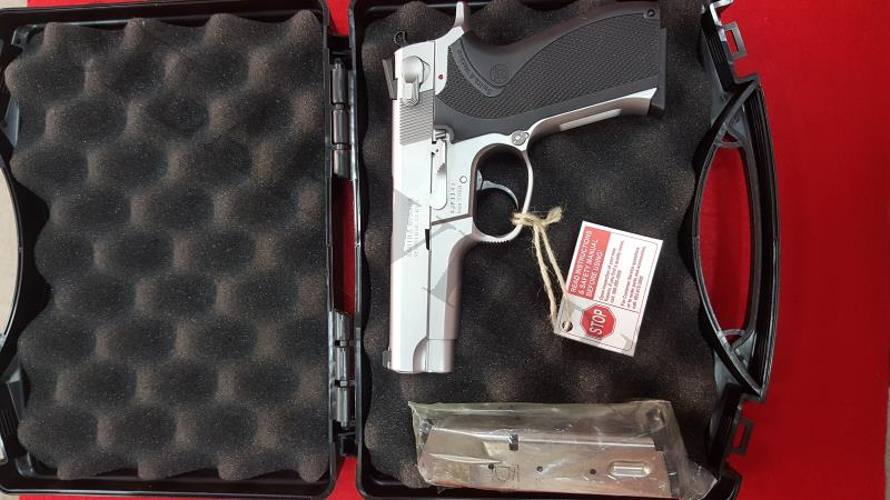 SMITH WESSON 5906 SIFIR