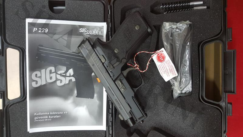 SIG SAUER P229 GERMANY
