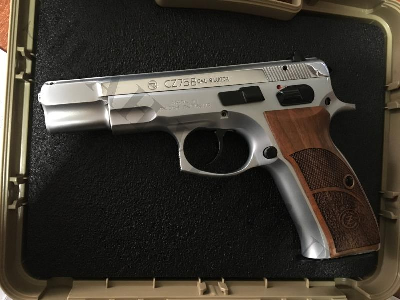 Cz 75 stainless steel