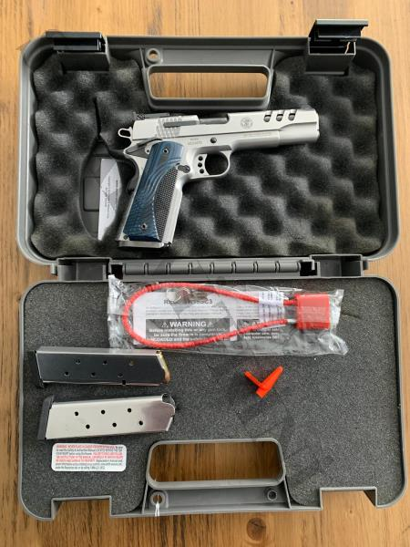 SMITH WESSON 1911 PERFORMANC CENTER