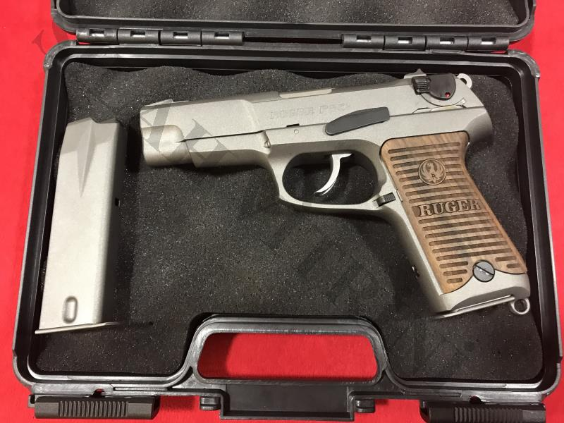 Ruger P 85 Special