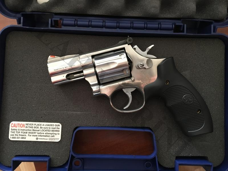 Smıth wesson 357