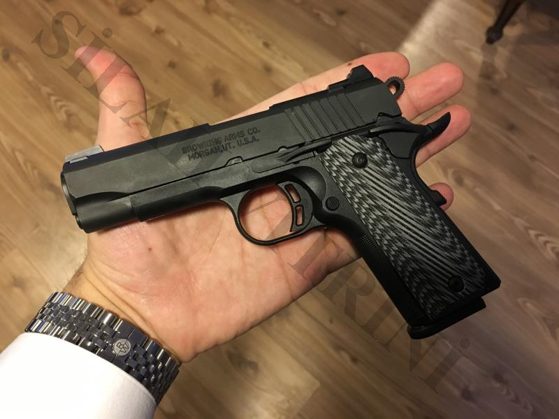 Browning 1911 380 Black Label  Pro Compact