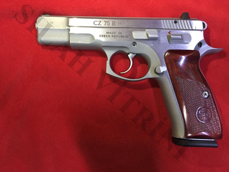 SATILIK CZ 75 B NEW EDİTİON