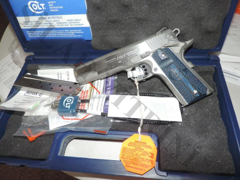 📌 COLT - COMPETITION SS 45 ACP ( SIFIR ) 📌