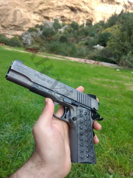 Sig Sauer 1911 WE THE PEOPLE CO2