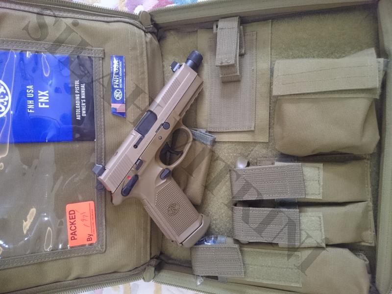 FNH-45 TACTICAL (40.000 TL)