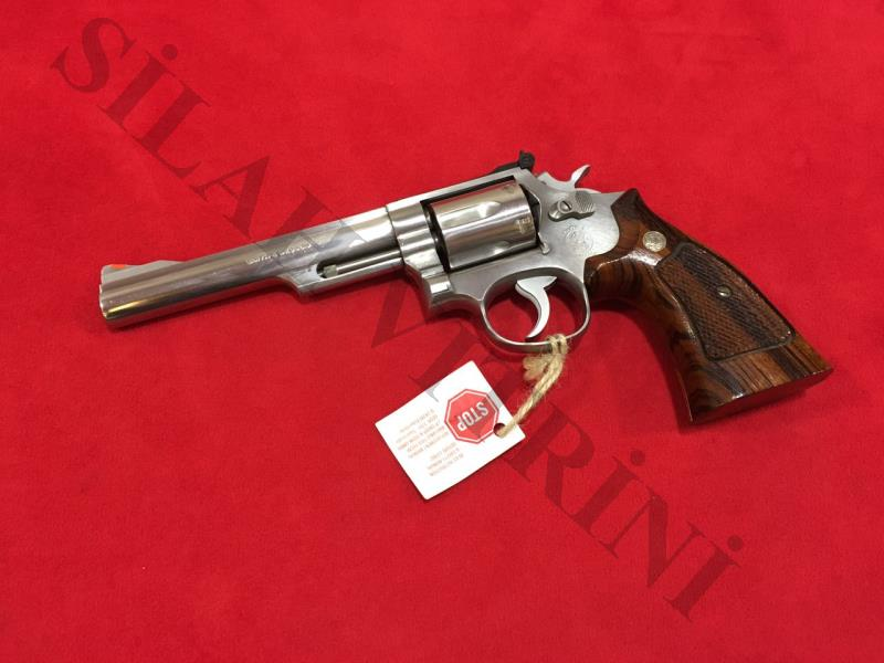Smith Wesson 357 Magnum 6 İnç