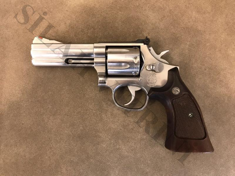 SMİTH WESSON 357 MAGNUM 4''