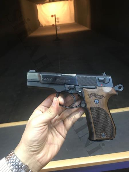 Walther P 88