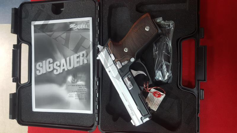 SIG SAUER P229 GERMANY TWO TONE